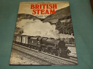 BRITISH STEAM 1948-55 (Bruton 1976)